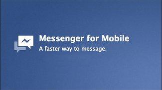 Facebook Messenger im Material Design: Leider nur Fake!