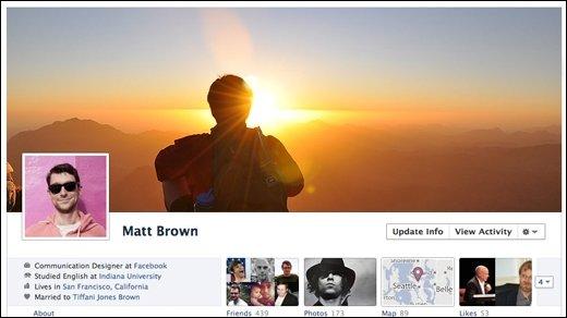 Facebook-Timeline wird in Kürze für alle Pflicht