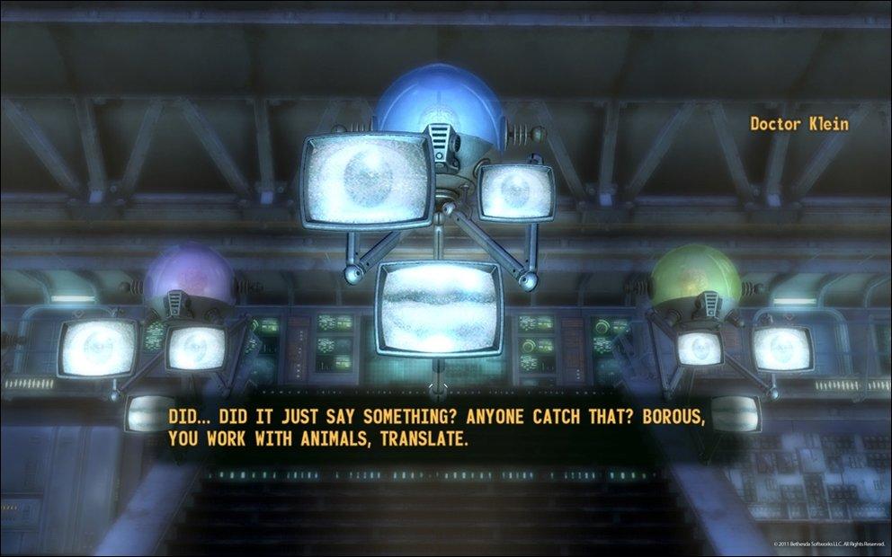 Fallout: New Vegas - Trailer zum Old World Blues DLC
