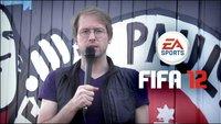 FIFA 12 Special - GIGA-Gameplay und Release-Event am Millerntor