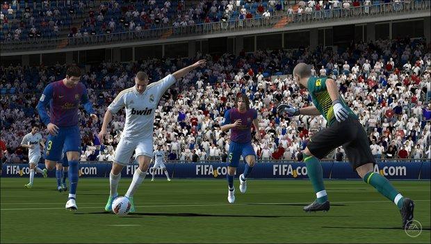 FIFA Football - Die Fußballsimulation für die Vita im Trailer