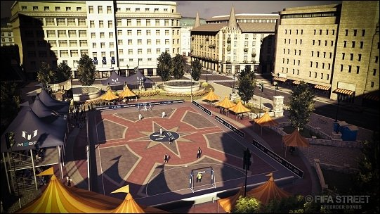 FIFA Street: Demo ab sofort verfügbar