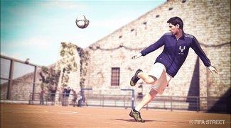 FIFA Street - Lionel Messi ist das neue Gesicht der FIFA-Reihe