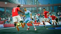 FIFA Street - Realität und Spiel im Vergleich