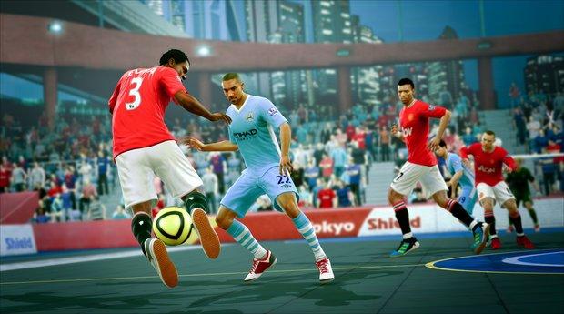 FIFA Street: Features werden vielleicht in FIFA 13 übernommen