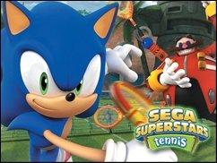 Filzball-Action mit SEGA Superstars Tennis