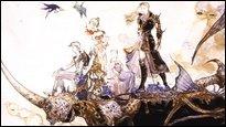 Final Fantasy V - Remake des Remakes im PSN erhältlich