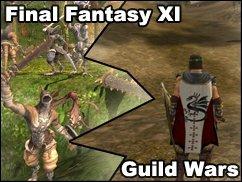 Final Fantasy XI angespielt und Martin Kehrstein am Ohr