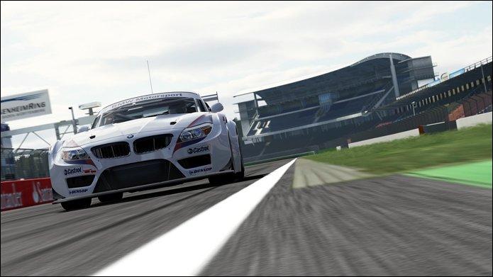 Forza Motorsport 4 - Making of Hockenheim
