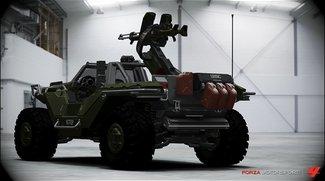 Forza Motorsport 4 - Video liefert ersten Eindruck vom Warthog