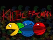 Free &amp&#x3B; Fun: Kill the Pacman - Kill the Pacman: Beachball vs. Pacman