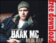 Free Download &amp&#x3B; live in Eurem Wohnzimmer - Haak MC!