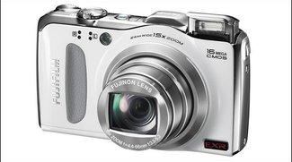 Fujifilm Finepix F600EXR - Reisekamera mit GPS und ganz viel Zoom