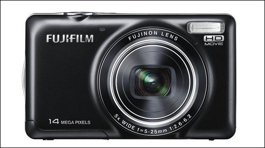 Fujifilm Finepix JX370 - Point-and-Shoot-Knipse für unter 100 Euro