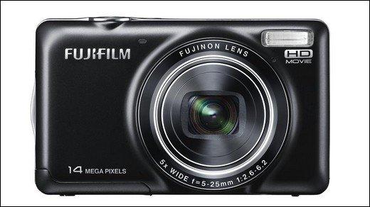 Fujifilm Finepix JX370 - Point-and-Shoot-Knipse für unter 100 Euro