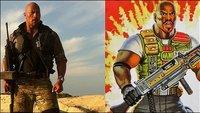 G.I. Joe 2: Retaliation - Erste Bilder von The Rock als Roadblock