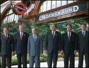 G8-Gipfel von Terroranschlägen überschattet
