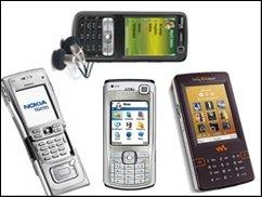Gadget-Time: Multimedia-Handies im Überblick