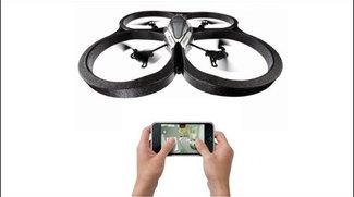 Gadgets - Helikopter und weiteres Spielzeug fürs Smartphone