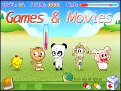 Games &amp&#x3B; Movies fürs Wartezimmer
