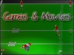 Games &amp&#x3B; Movies ganz nach meinem Geschmack!