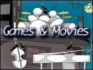 Games &amp&#x3B; Movies mit Riesenriffs &amp&#x3B; kleinen Klampfen