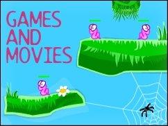 Games &amp&#x3B; Movies mit Wurmbefall