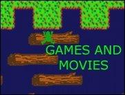 Games &amp&#x3B; Movies - OLD SCHOOL!