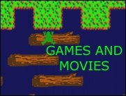 Games &amp&#x3B; Movies - OLD SCHOOL!