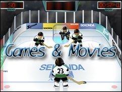 Games &amp&#x3B; Movies rund um die NHL
