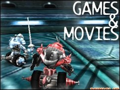 Games &amp&#x3B; Movies - Transformers und andere Roboter