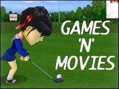 Games'n' Movies - auf der Jagd nach Birdies