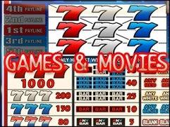 Games'n' Movies mit Bluff und Gegenbluff