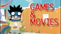 Games'n' Movies - Naruto Galore!