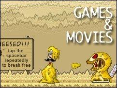 Games'n' Movies - PLAY wünscht Guten Appetit!