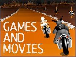Games'n Movies mit Gurtpflicht!