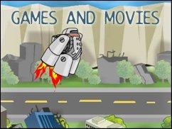Games'n Movies mit Robotern &amp&#x3B; Cyborgs