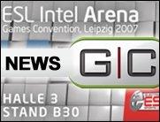 Games Convention 2007 - der Zeitplan