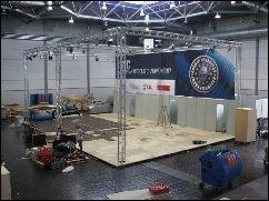 Games Convention 2007 - Die Vorbereitungen laufen