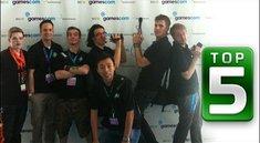 Gamescom 2011 - Die besten Spiele der Messe - die Redaktion hat gewählt