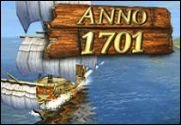 Gamesites zu [i]Anno 1701[/i] und [i]Need for Speed: Carbon[/i] online