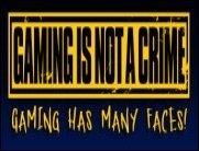 Gaming is not a Crime  - Spielern wird ein Gesicht gegeben