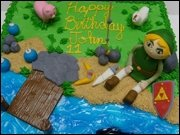 Gaming-Kuchen - So feiern verrückte Gamer!