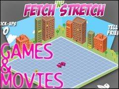 Ganz schön pinke Spiele und Filmchen