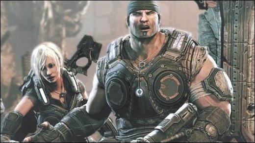 Gears of War 3 - Multiplayer-Charakter über Facebook