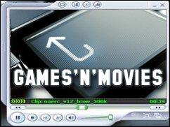 Geheimnisumwobene Games und verdeckte Movies