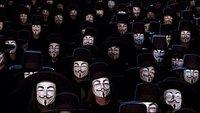 GEMA - Anonymous sorgt für Webseiten-Abschaltung
