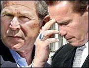 George und Arnie haben fertig! - Die US-Republikaner in der Krise
