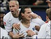 Geschafft - Der HSV ist im UEFA-Cup!