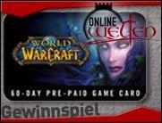 Gewinnt zwei Monate World of Warcraft gratis